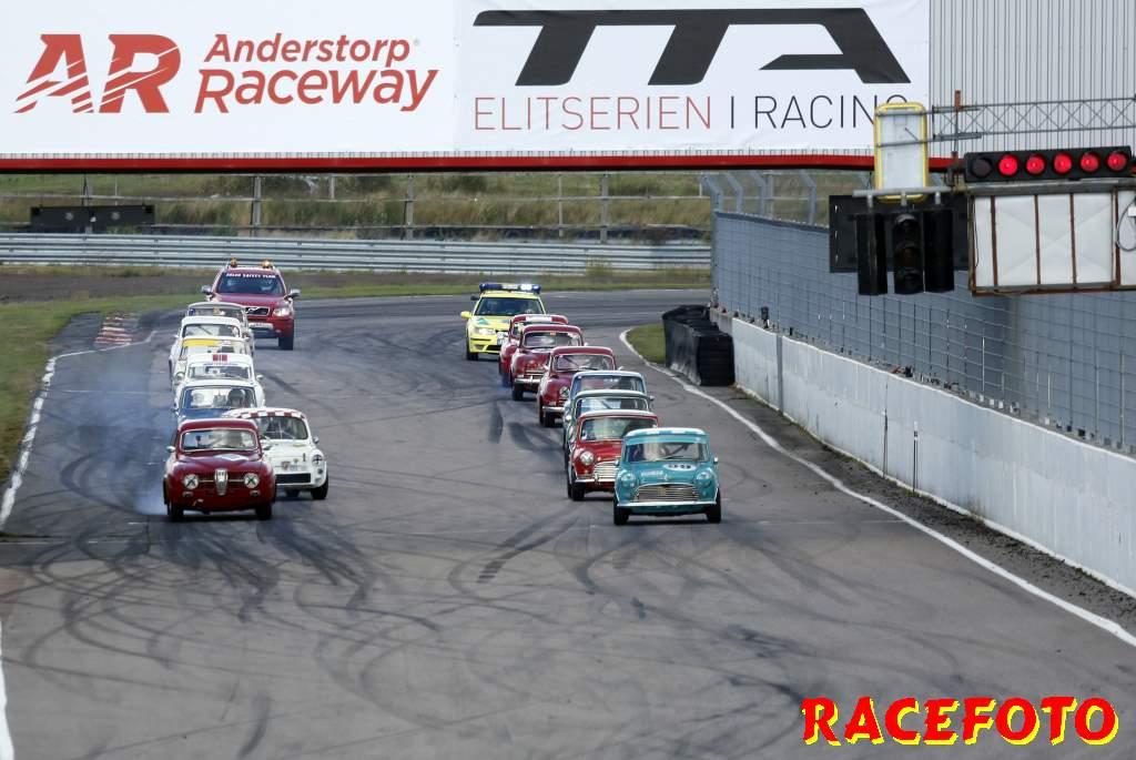 TTA i Anderstorp.