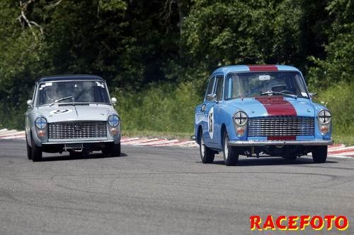 40-års jubilium för Svenskt Sportvagnsmeeting med RHK & SPVM & Seven Racing.